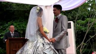getlinkyoutube.com-Sharena Gunawan-Ryan Delon Menangis di Depan Altar
