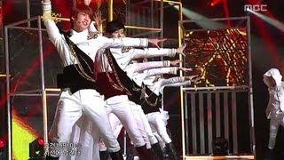 Boyfriend - Janus, 보이프렌드 - 야누스, Music Core 20121215