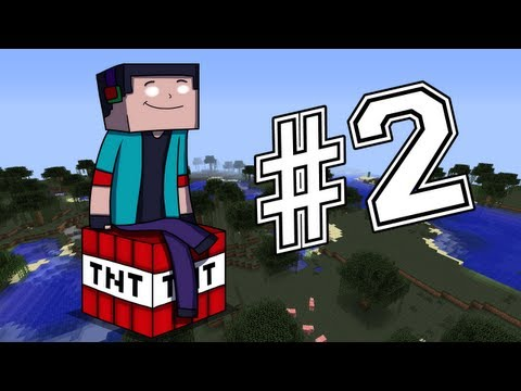 Squadcraft Let's Play - HOUSE ! - Episode 2