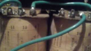 getlinkyoutube.com-Зарядное устройство из трансформатора ТС 180 2 Серия 2