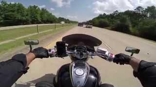 getlinkyoutube.com-Can Suzuki M50 Keep Up With Traffic? You Decide!