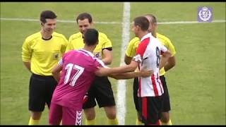 ATHLETIC CLUB, 1; REAL VALLADOLID, 2 (SESTAO, 22-07-2017)