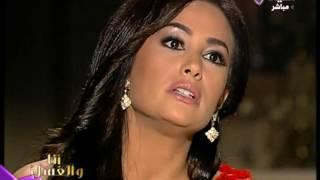 getlinkyoutube.com-ظهور عاليا ابنة هند صبري للمرة الأولى على التليفزيون