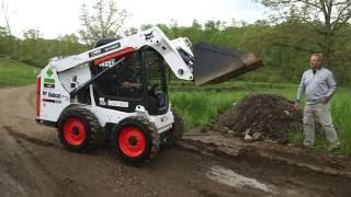 getlinkyoutube.com-How to Operate a Bobcat Skid Steer