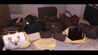 getlinkyoutube.com-Louis Vuitton Handbag Collection 2015