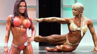 getlinkyoutube.com-Bikini & Muscle Women - 2011 IFBB PBW Tampa Pro