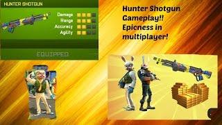 Respawnables Multiplayer with Hunter Shotgun