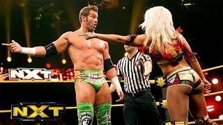 getlinkyoutube.com-Bayley & The Hype Bros vs. Alexa Bliss & Blake & Murphy: WWE NXT, November 11, 2015