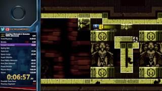 getlinkyoutube.com-Another Metroid 2 Remake • 100% Normal, No Skips Speedrun (1:50:43)