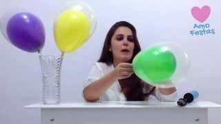getlinkyoutube.com-Como Colocar Um Balão Dentro do Outro | Passo a Passo
