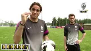 getlinkyoutube.com-Alessandro Matri e Claudio Marchisio ringraziano i fan di facebook