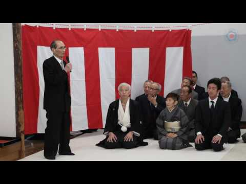 Tada Shihan's Speech - Kagamibiraki 2017