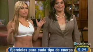 Fitness Video: Los mitos del ejercicio y las dietas con Claudia Molina
