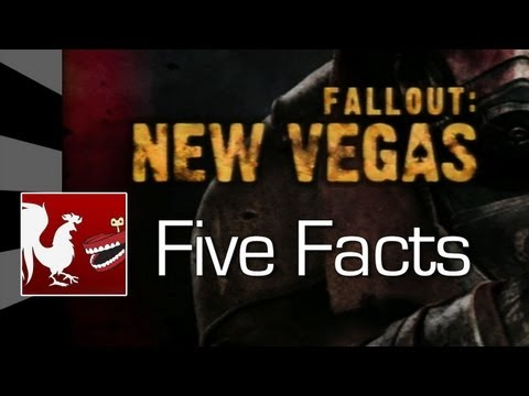 Five Facts - Fallout: New Vegas