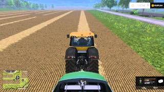 getlinkyoutube.com-Farm Sim Saturday MEGA baling day