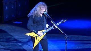 Megadeth - Live @ Stadium, Moscow 25.07.2017 (Full Show)