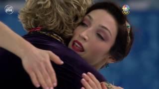 getlinkyoutube.com-Meryl Davis and Charlie White | Sochi 2014 Olympic Winter Games | Full Skate