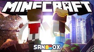 getlinkyoutube.com-과거의 엄마를 만나러.. 타임머신 여행을 떠나다!! [샌드박스 연구소: 마인크래프트 상황극] Minecraft - Roleplay - [도티]