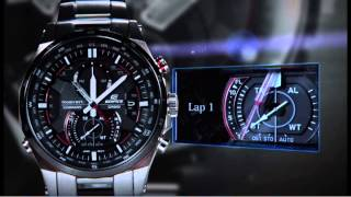 getlinkyoutube.com-CASIO EDIFICE EQW-A1200 Promotion Movie English version