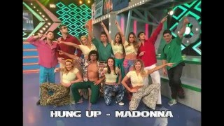 getlinkyoutube.com-Bailes del Equipo Verde - 5G Combate
