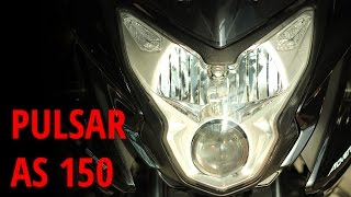 Pulsar AS 150 First Impression