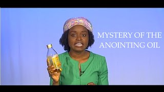 The Mystery of the Anointing Oil   Why Anoint Forehead/Horn?
