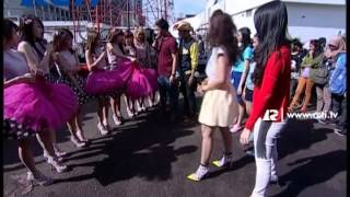 getlinkyoutube.com-TeeneBelle Junior Cherrybelle  - Dahsyat 13 April 2014