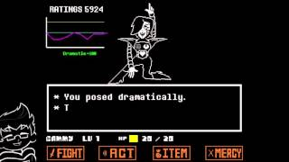 getlinkyoutube.com-Undertale: Mettaton EX (Voice Acting)
