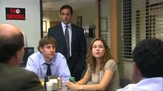 getlinkyoutube.com-The Office - Bloopers Season 4