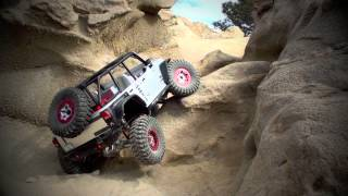 AXIAL SCX10-JK - CORONA DEL MAR BEACH, CALIFORNIA