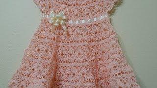 getlinkyoutube.com-Vestido para Bebe y cualquier talla parte 1 de 2