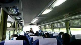 getlinkyoutube.com-素敵なバス★ガイドさん。