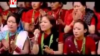 getlinkyoutube.com-Salaijo Bhaka Samjhana Le Man Bhari Mohan Grg and Anjana Gurung