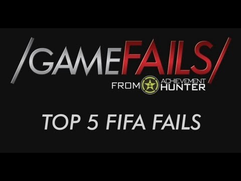 Game Fails: Best of FIFA