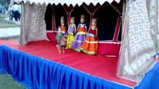 Rajasthan ka katputli dance