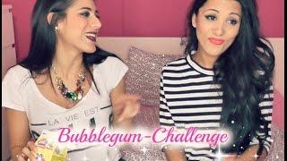 getlinkyoutube.com-BUBBLEGUM - CHALLENGE mit extremen Folgen I Soraya + Sevin