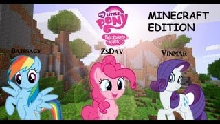 getlinkyoutube.com-Minecraft - My Little Pony Mod w/ zsdav, vinmar717