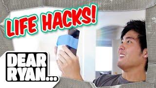 getlinkyoutube.com-Life Hacks! (Dear Ryan)