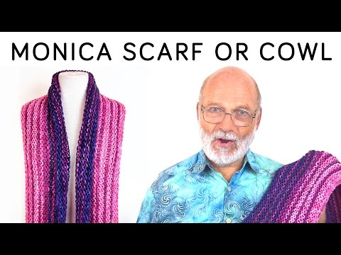 SKEINO Monica Scarf or Cowl