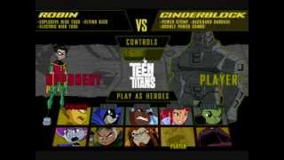 getlinkyoutube.com-Dave Plays Teen Titans Battle Blitz