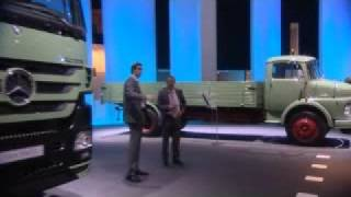 getlinkyoutube.com-IAA show 2008 Mercedes Benz special - Trucks you can trust (by UPTV)
