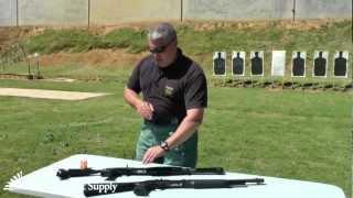 getlinkyoutube.com-Benelli M2 & M4 Tactical Semi Automatic Shotguns for Law Enforcement