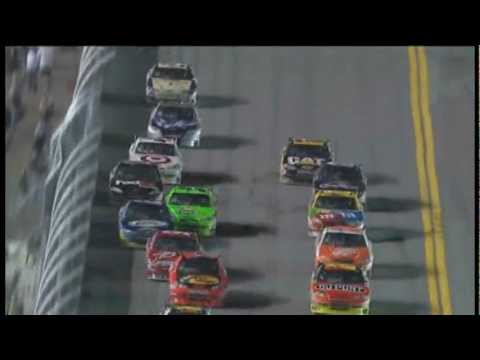 NASCAR Crash Compilation (HD) High Quality