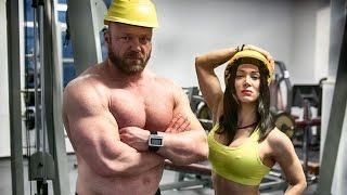 getlinkyoutube.com-Muskeln wie ein Bauarbeiter - BBN Roadtrip VLOG #1
