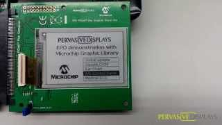 getlinkyoutube.com-EPD PICtail Plus Daughter Board with Microchip Explorer 16