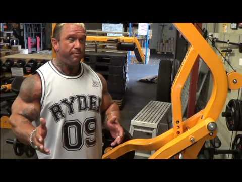 тренировка Ли Приста 2013