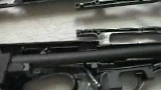 getlinkyoutube.com-Steyr Aug Replica Utilizing Ruger 10/22- #1