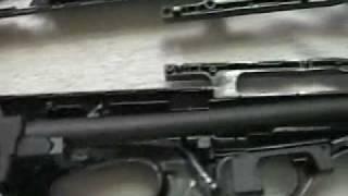 Steyr Aug Replica Utilizing Ruger 10/22- #1