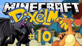 "getlinkyoutube.com-CHARIZARD VS ENDER DRAGON! WHO WILL WIN?! Minecraft ""Pixelmon"" #10 /w ToFurkie"