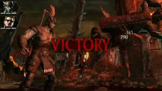 getlinkyoutube.com-Dark Lord Kotal Kahn Challenge Boss Battle